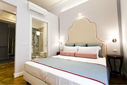 Camera Matrimoniale Doppia con letti singoli Trieste ...